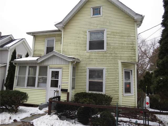 123 S Montgomery Street, Walden, NY 12586 (MLS #6008145) :: The McGovern Caplicki Team