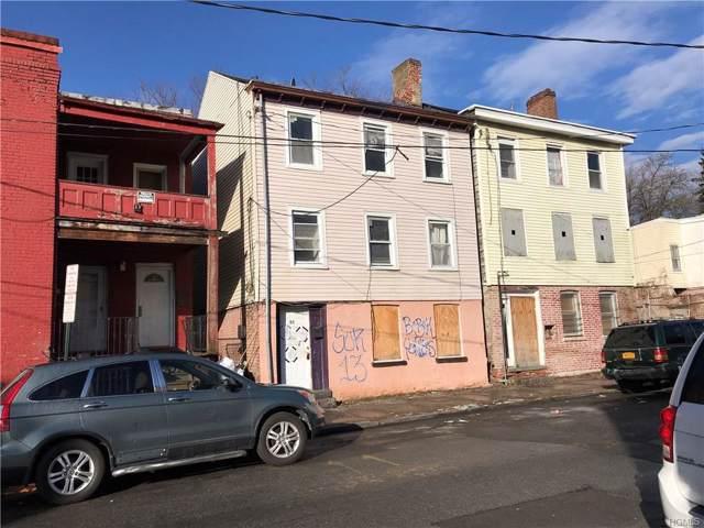 25 City Terrace, Newburgh, NY 12550 (MLS #6008603) :: Mark Seiden Real Estate Team