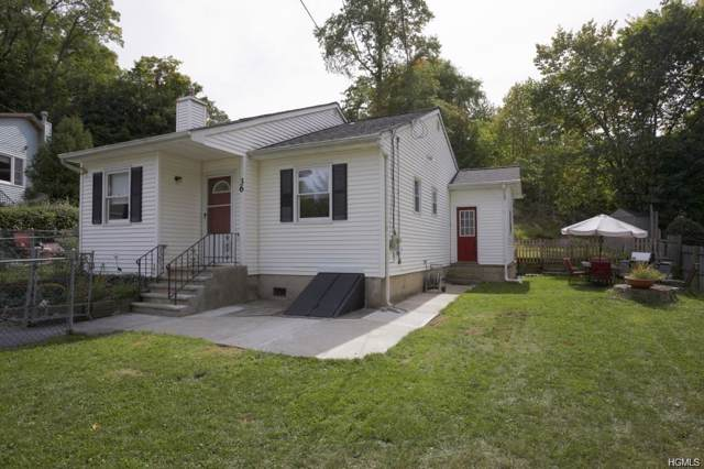 36 Pine Hill Drive, Greenwood Lake, NY 10925 (MLS #6008790) :: The McGovern Caplicki Team