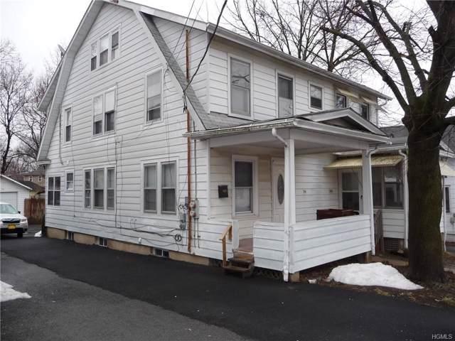 34 Bennett Street, Middletown, NY 10940 (MLS #6009430) :: RE/MAX RoNIN