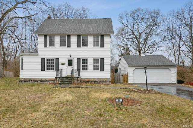 38 Robinson Avenue, Bedford Hills, NY 10507 (MLS #6009594) :: William Raveis Baer & McIntosh