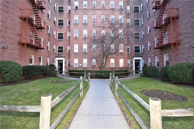 754 Bronx River Road B52, Bronxville, NY 10708 (MLS #6011211) :: Mark Boyland Real Estate Team