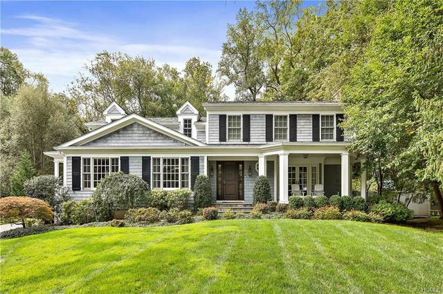 16 Eagles Bluff, Rye Brook, NY 10573 (MLS #6011376) :: William Raveis Baer & McIntosh