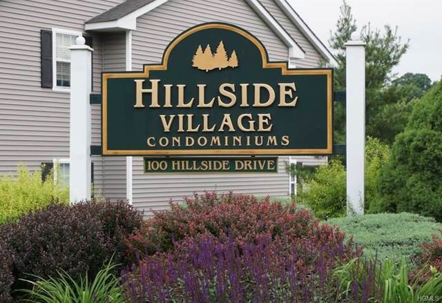 100 Hillside Drive A3, Middletown, NY 10941 (MLS #6011445) :: Cronin & Company Real Estate