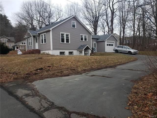 17 Lindberg Avenue, Wurtsboro, NY 12790 (MLS #6012059) :: William Raveis Baer & McIntosh