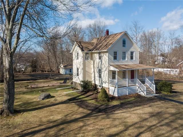 172 Ridge Road, Valley Cottage, NY 10989 (MLS #6012381) :: William Raveis Baer & McIntosh