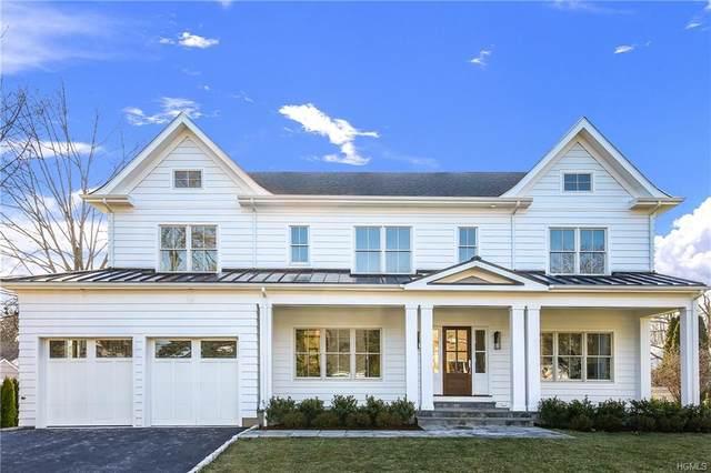 100 Dearborn Avenue, Rye, NY 10580 (MLS #6012482) :: William Raveis Baer & McIntosh