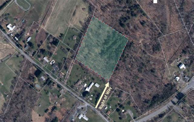 TBD Schoonmaker Lane, Stone Ridge, NY 12484 (MLS #H6012523) :: William Raveis Baer & McIntosh