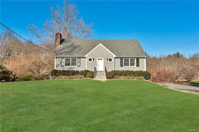 169 Douglas Road, Chappaqua, NY 10514 (MLS #6012635) :: Mark Boyland Real Estate Team