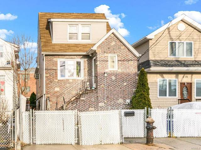 180 Meagher Avenue, Bronx, NY 10465 (MLS #6012970) :: Mark Seiden Real Estate Team