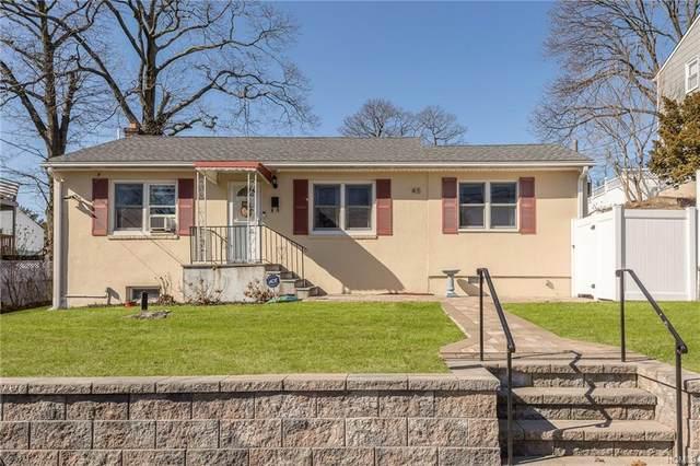45 AKA 47 Mcgeory Avenue, Bronxville, NY 10708 (MLS #6013753) :: William Raveis Baer & McIntosh