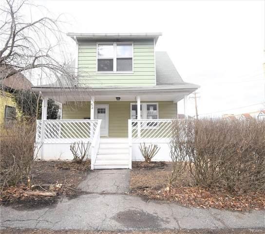 54 Seward Avenue, Port Jervis, NY 12771 (MLS #6013920) :: William Raveis Baer & McIntosh