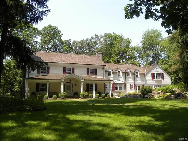 83 Mustato Road, Katonah, NY 10536 (MLS #6013960) :: Mark Boyland Real Estate Team