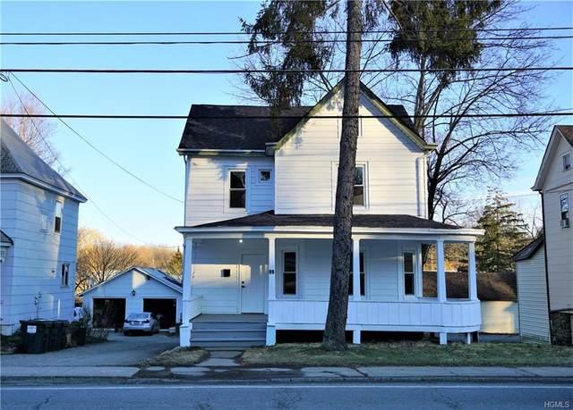 99 Orange Avenue, Walden, NY 12586 (MLS #6014447) :: William Raveis Legends Realty Group