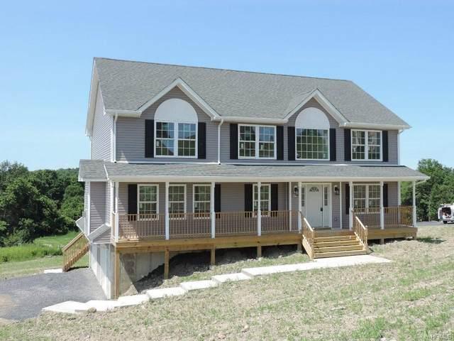 Lot 7 Meadow View Drive, Marlboro, NY 12542 (MLS #6014776) :: Cronin & Company Real Estate