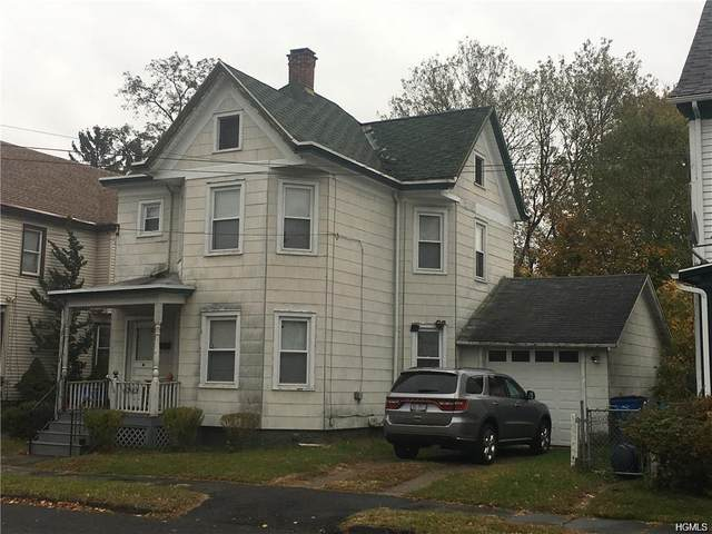 106 Oneil Street, Kingston City, NY 12401 (MLS #H6015311) :: William Raveis Baer & McIntosh