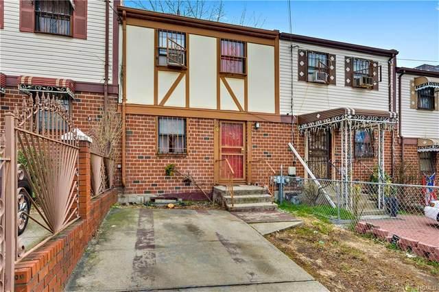 650 Eagle Avenue, Bronx, NY 10455 (MLS #6015548) :: Mark Seiden Real Estate Team