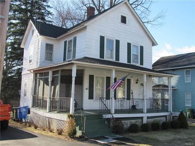 47 Wickham Avenue, Goshen, NY 10924 (MLS #6015784) :: Mark Boyland Real Estate Team