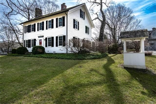 140 Westchester Avenue, Pound Ridge, NY 10576 (MLS #6016102) :: William Raveis Baer & McIntosh