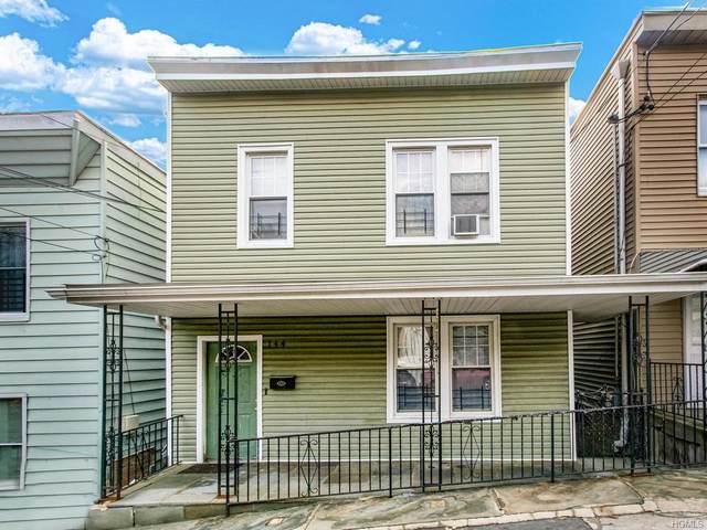 142 Vineyard Avenue, Yonkers, NY 10703 (MLS #6016205) :: William Raveis Legends Realty Group