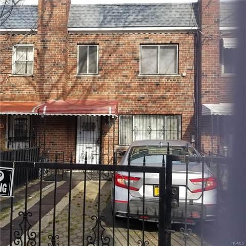 1754 Garfield Street, Bronx, NY 10460 (MLS #6016289) :: William Raveis Legends Realty Group
