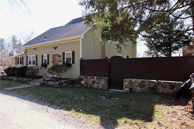505 East Branch Road, Patterson, NY 12563 (MLS #6016292) :: William Raveis Baer & McIntosh