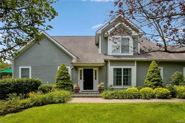 55 Agnew Farm Road, Armonk, NY 10504 (MLS #6016313) :: Mark Boyland Real Estate Team