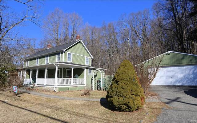 620 Ludingtonville Road, Holmes, NY 12531 (MLS #6016326) :: William Raveis Baer & McIntosh