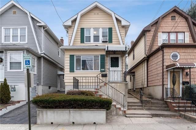 82 Hyatt Avenue, Yonkers, NY 10704 (MLS #6016549) :: William Raveis Baer & McIntosh