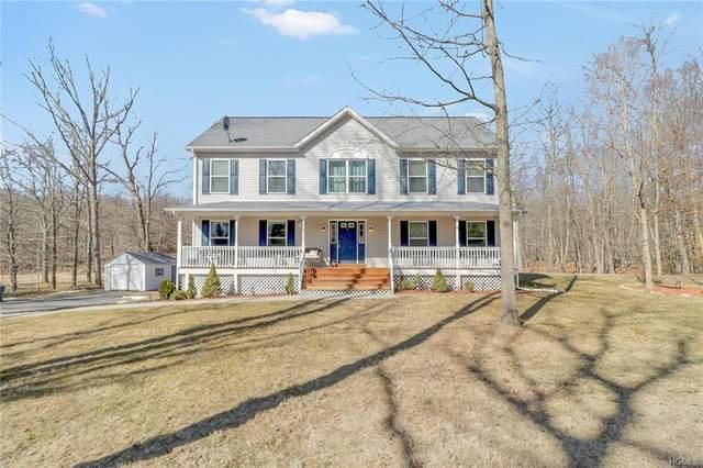 7 Stonybrook Road, Pine Bush, NY 12566 (MLS #6016680) :: Mark Boyland Real Estate Team
