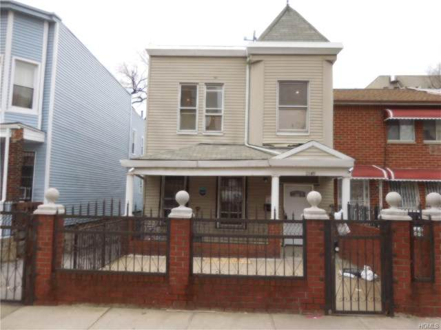 2149 Prospect Avenue, Bronx, NY 10457 (MLS #6016690) :: William Raveis Legends Realty Group
