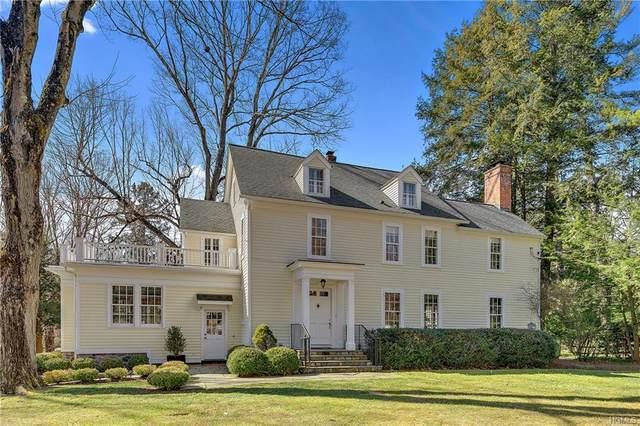 417 Cantitoe Street, Bedford Hills, NY 10507 (MLS #6018257) :: William Raveis Baer & McIntosh