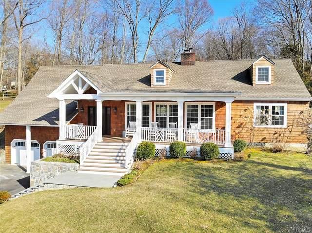 9 Greenway Road, North Castle, NY 10504 (MLS #H6018495) :: Mark Boyland Real Estate Team