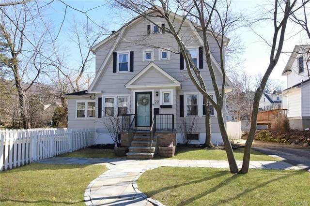 22 Hickory Street, Hartsdale, NY 10530 (MLS #6018513) :: The Anthony G Team