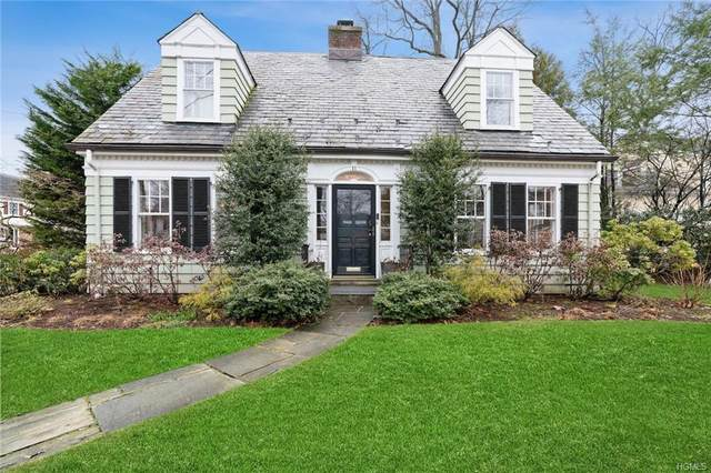 11 Montgomery Road, Scarsdale, NY 10583 (MLS #6018586) :: William Raveis Baer & McIntosh