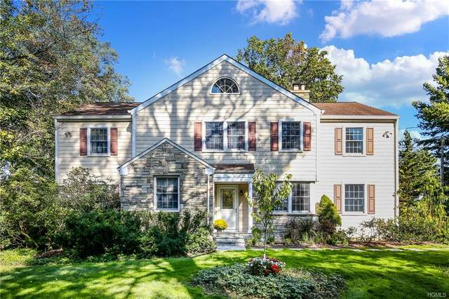 95 Brookby Road, Scarsdale, NY 10583 (MLS #6018619) :: William Raveis Baer & McIntosh