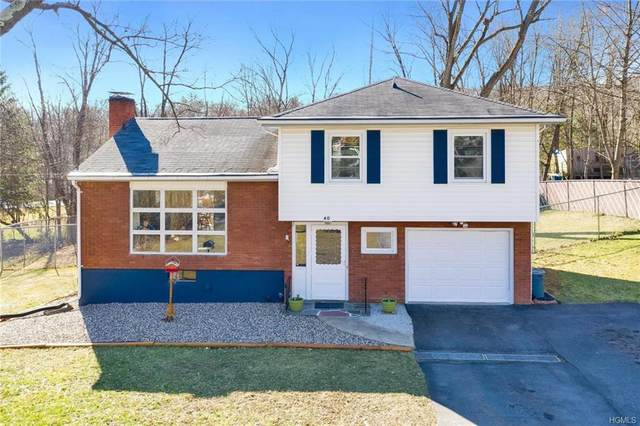 40 Hillside Terrace, Monroe Town, NY 10950 (MLS #H6018948) :: Cronin & Company Real Estate