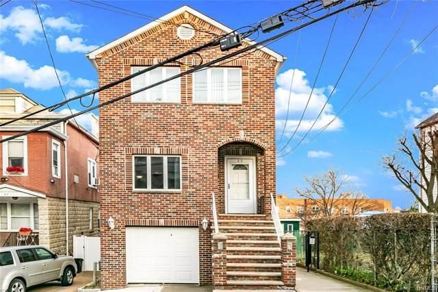 40 Hart Avenue, Yonkers, NY 10704 (MLS #6019236) :: William Raveis Baer & McIntosh