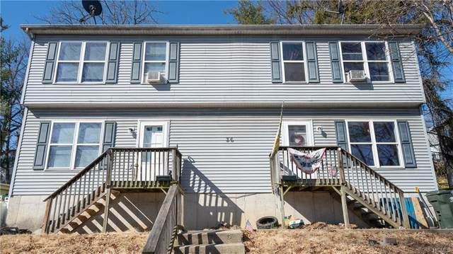 36 Ulster Avenue, Walden, NY 12586 (MLS #6019360) :: The Anthony G Team