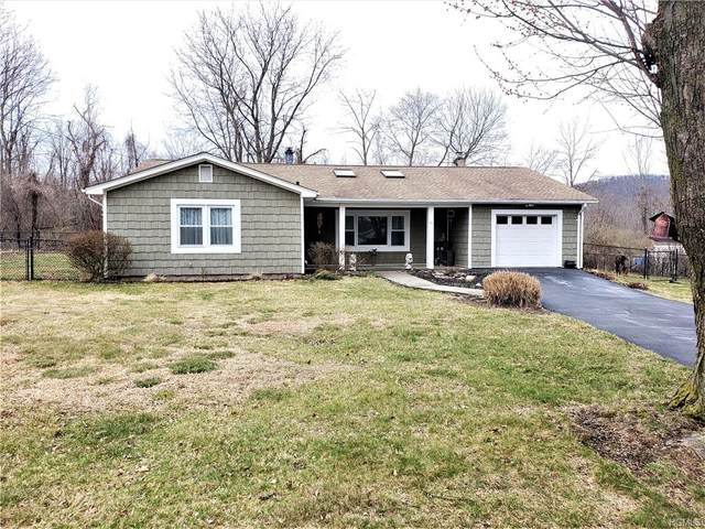 44 Evergreen Drive, Blooming Grove, NY 10950 (MLS #H6020036) :: William Raveis Baer & McIntosh