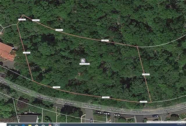 Lot 13 Old Tarrytown Road, Greenburgh, NY 10603 (MLS #H6020590) :: Mark Seiden Real Estate Team