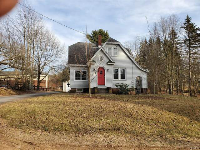 8 Mineral Springs Road, Liberty Town, NY 12758 (MLS #H6021283) :: William Raveis Baer & McIntosh