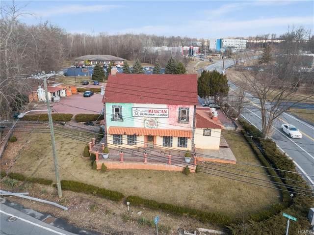 536 E Main, Wallkill Town, NY 10940 (MLS #H6023192) :: William Raveis Baer & McIntosh