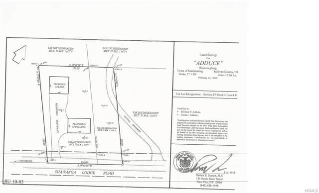 Shawanga Lodge Road, Mamakating, NY 12790 (MLS #H6023604) :: Mark Boyland Real Estate Team