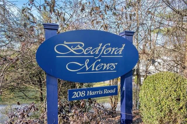 208 Harris Road C2b, Bedford, NY 10507 (MLS #H6024493) :: Mark Boyland Real Estate Team