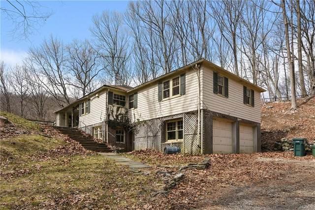 1037 Old Post Road, Bedford, NY 10506 (MLS #H6025748) :: Mark Boyland Real Estate Team
