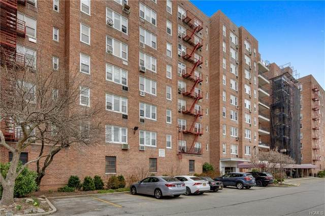 245 Rumsey Rd 2Y, Yonkers, NY 10701 (MLS #H6026302) :: Mark Seiden Real Estate Team
