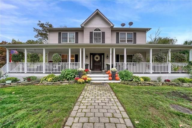 11 Lisa Lane, New Windsor, NY 12553 (MLS #H6027355) :: Mark Boyland Real Estate Team