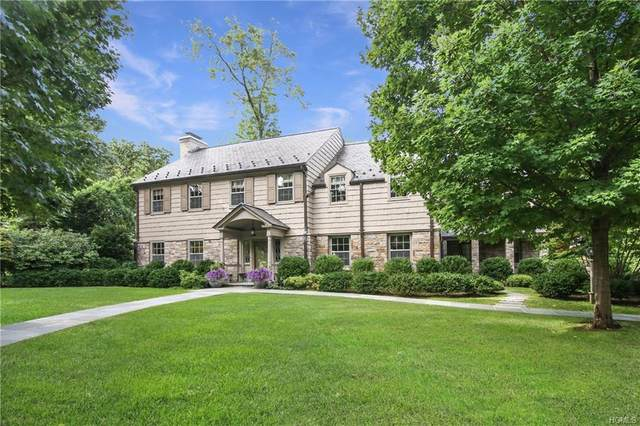 19 Overlook Road, Scarsdale, NY 10583 (MLS #H6027409) :: Kevin Kalyan Realty, Inc.