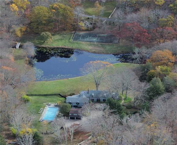 141 Old Church Lane, Pound Ridge, NY 10576 (MLS #H6027429) :: Mark Boyland Real Estate Team